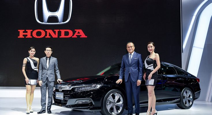 10th Gen Honda Accord Showcased at 2019 BIMS 1