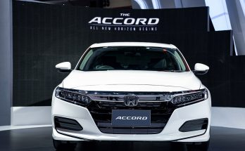 10th Gen Honda Accord Scores 5 Stars in ASEAN NCAP Crash Tests 10