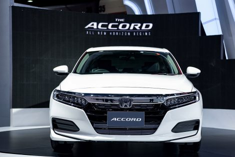 10th Gen Honda Accord Showcased at 2019 BIMS 5
