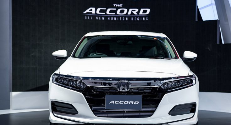 10th Gen Honda Accord Scores 5 Stars in ASEAN NCAP Crash Tests 2