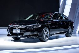 10th Gen Honda Accord Showcased at 2019 BIMS 4