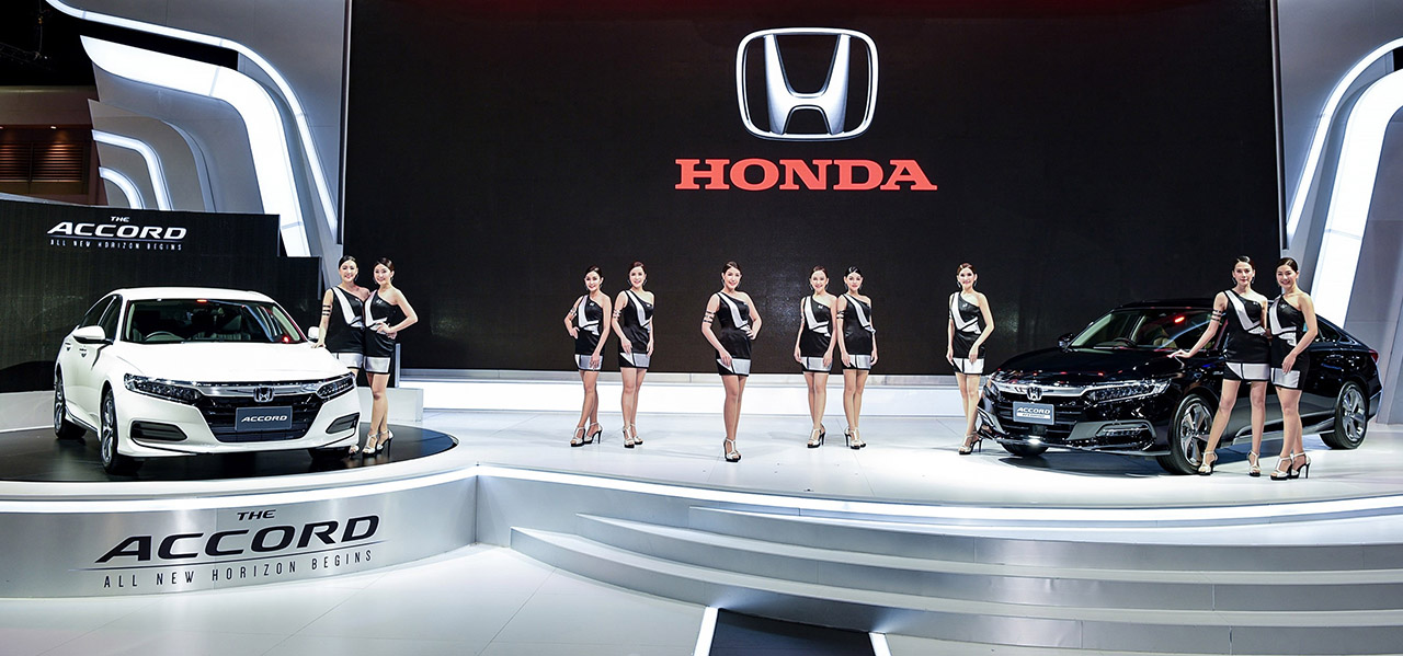 Honda to Move Accord Hybrid Production from Japan to Thailand 7