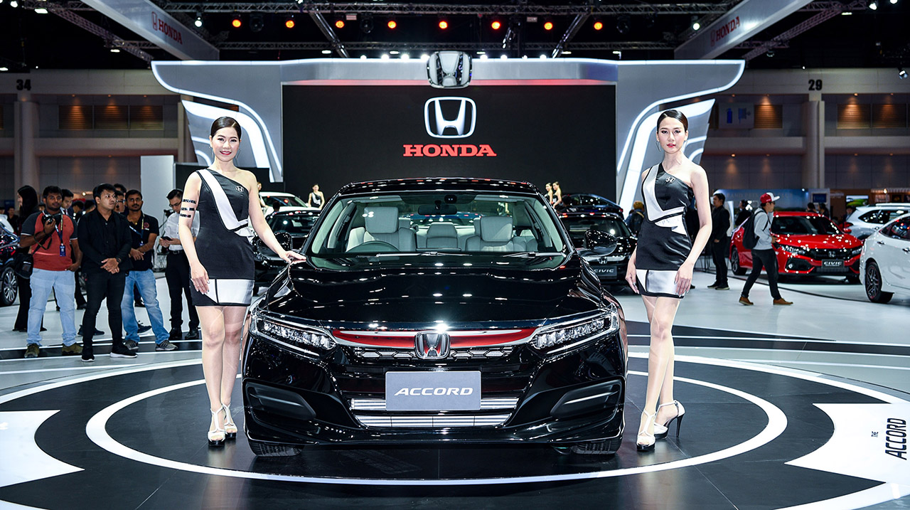 Honda to Move Accord Hybrid Production from Japan to Thailand 5