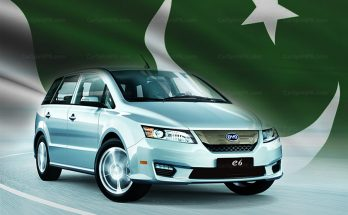 BYD to Introduce Electric Vehicles in Pakistan 1