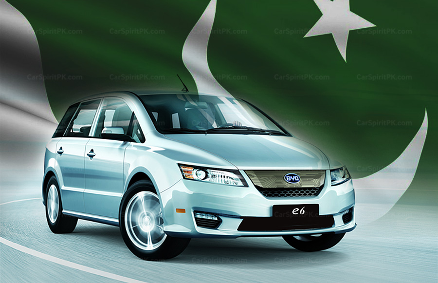 BYD to Introduce Electric Vehicles in Pakistan - CarSpiritPK