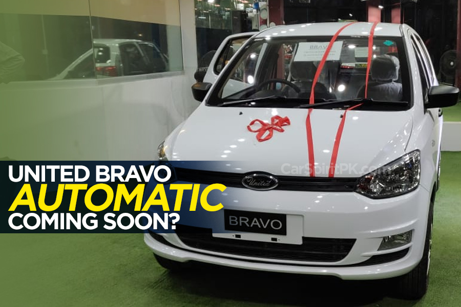 Is United Testing the Bravo Automatic? 2