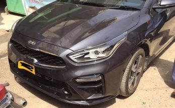 Kia Cerato Sedan Spotted in Karachi 30