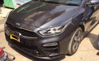 Kia Cerato Sedan Spotted in Karachi 14