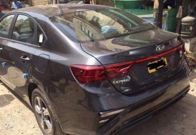 Kia Cerato Sedan Spotted in Karachi 4
