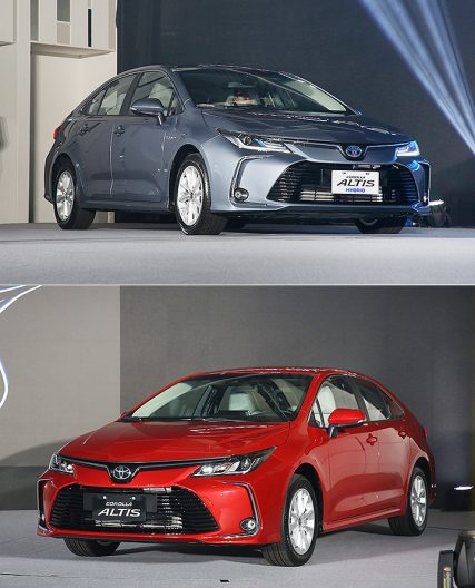 2019 Toyota Corolla Altis Launched in Taiwan 5
