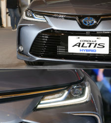 2019 Toyota Corolla Altis Launched in Taiwan 3