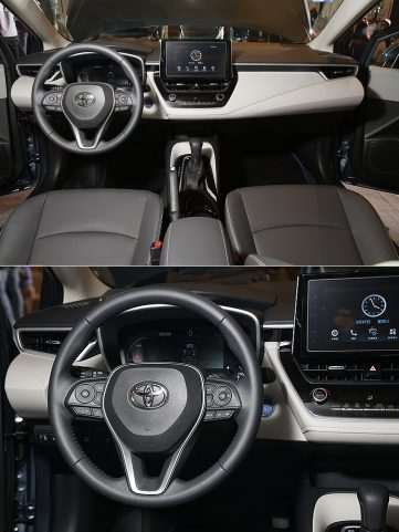 2019 Toyota Corolla Altis Launched in Taiwan 6