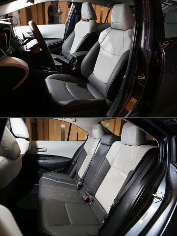 2019 Toyota Corolla Altis Launched in Taiwan 7