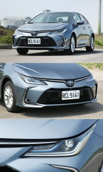 2019 Toyota Corolla Altis Launched in Taiwan 10
