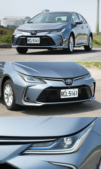 2019 Toyota Corolla Altis Launched in Taiwan 9