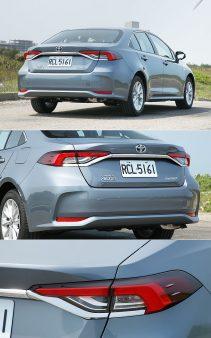 2019 Toyota Corolla Altis Launched in Taiwan 12