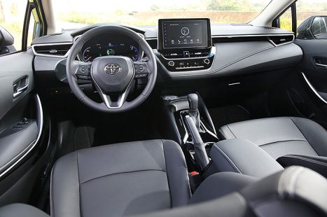 2019 Toyota Corolla Altis Launched in Taiwan 13