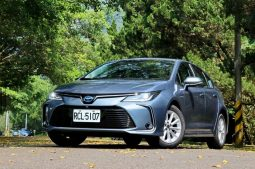 2019 Toyota Corolla Altis Launched in Taiwan 15
