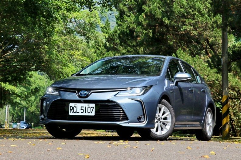 New Toyota Corolla Altis to Debut in Thailand in August 2