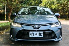 2019 Toyota Corolla Altis Launched in Taiwan 17