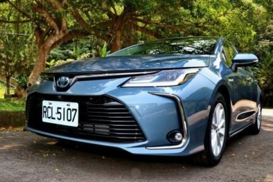 2019 Toyota Corolla Altis Launched in Taiwan 17