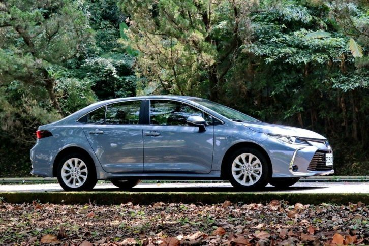 2019 Toyota Corolla Altis Launched in Taiwan 19