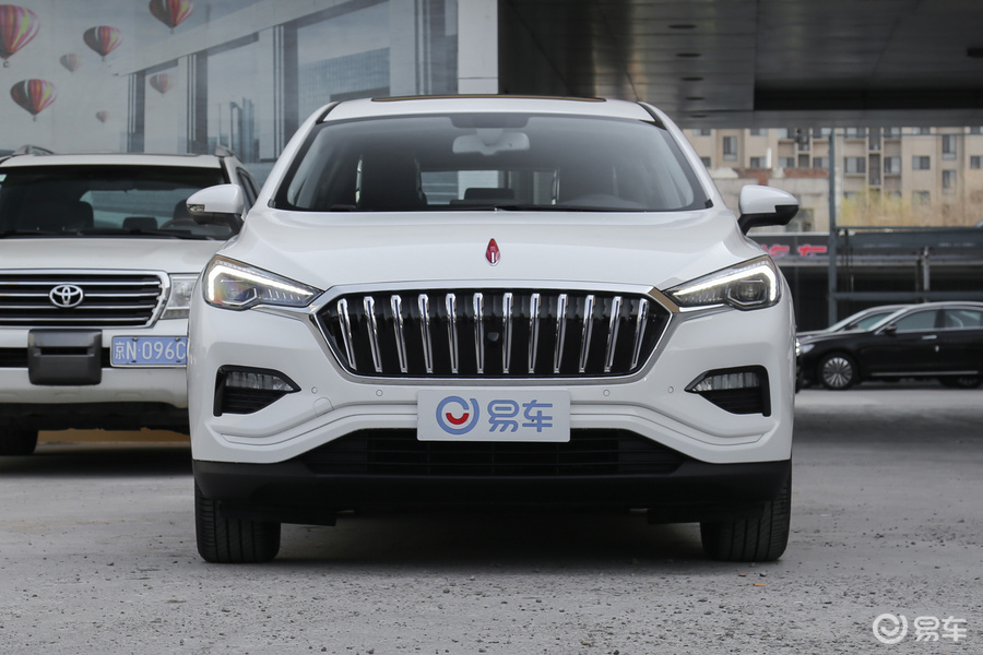 FAW All Set to Introduce Hongqi E-HS3 Electric Crossover in China 2