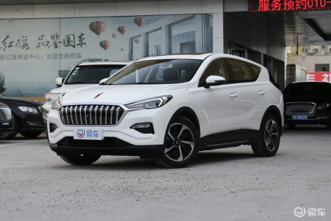 FAW All Set to Introduce Hongqi E-HS3 Electric Crossover in China 8