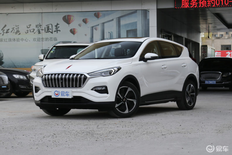 FAW All Set to Introduce Hongqi E-HS3 Electric Crossover in China 6