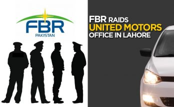 FBR Raids United Motors Office in Lahore 5
