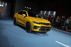 Geely Officially Unveils the FY11 Xingyue Coupe SUV 3