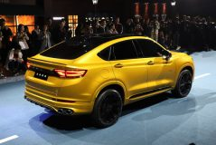 Geely Officially Unveils the FY11 Xingyue Coupe SUV 9