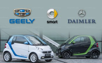Geely to Buy Half of Smart Unit from Daimler 12