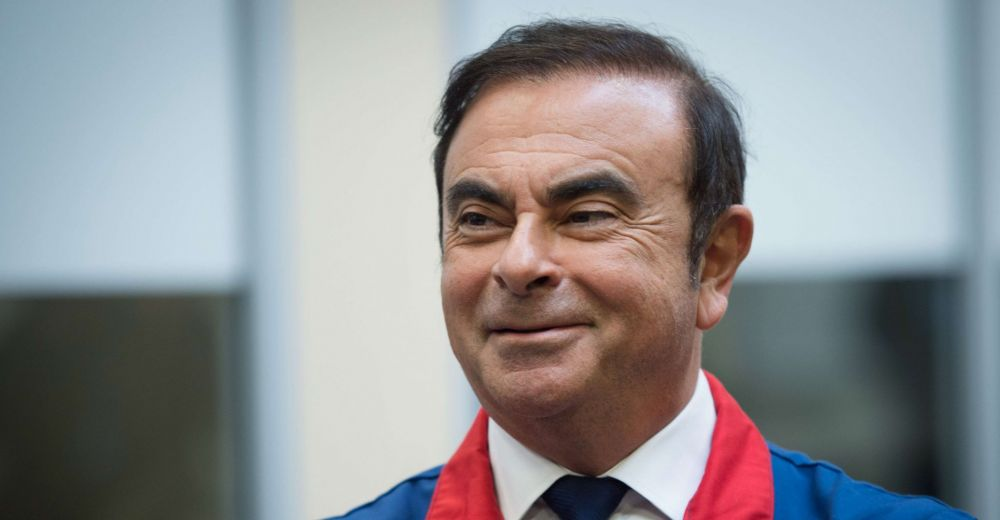 Carlos Ghosn Gets Bail After Prolonged Detention 6