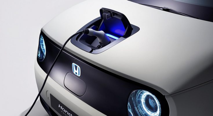 Honda to Fully Electrify in Europe by 2025 1