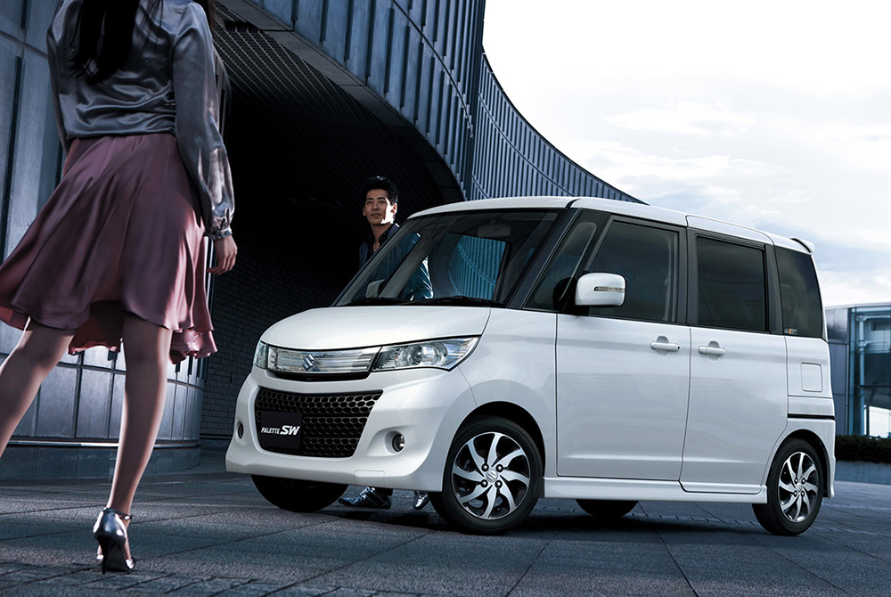 Ubiquitous Kei Car Penetration 7