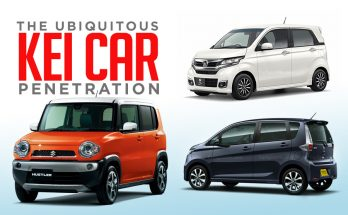 Ubiquitous Kei Car Penetration 13