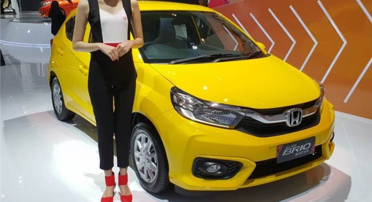 Honda Begins Exporting All-New Brio from Indonesia 1