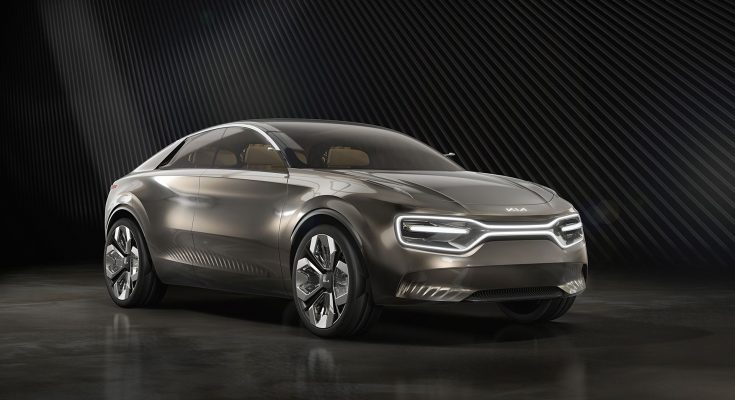 Kia Unveils Imagine Concept at Geneva 1