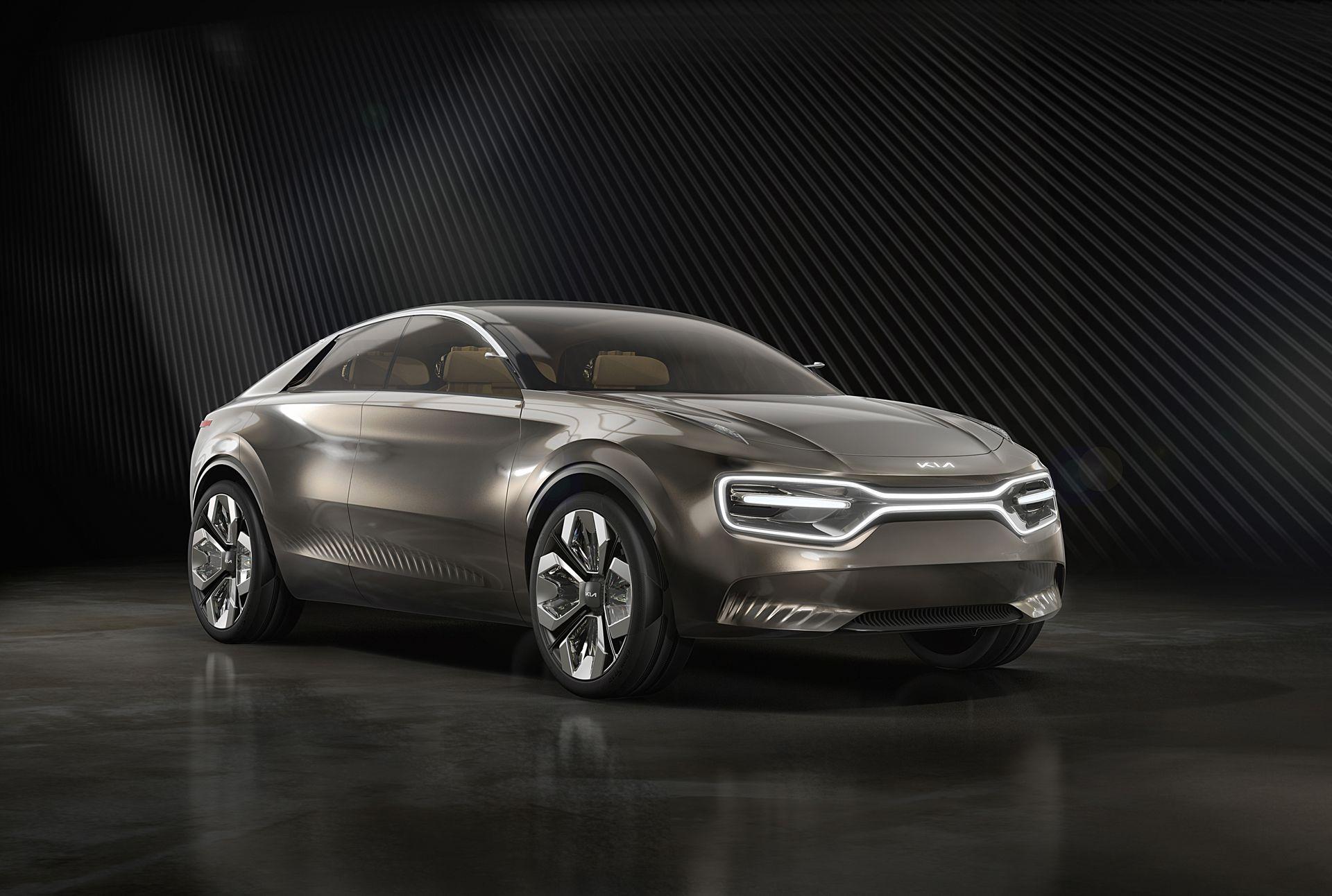 Kia Unveils Imagine Concept at Geneva 16