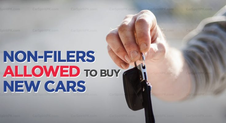 Automakers Happy as Government Allows Non-Filers to Buy New Cars 1