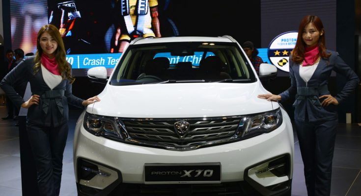 Proton X70 Sets Another Record in Malaysia 1