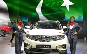 Proton to Set Up Car Factory in Karachi 1
