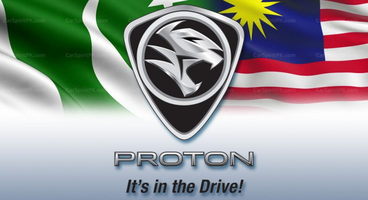 Proton Assembly Plant Project in Pakistan Officially Begins 1