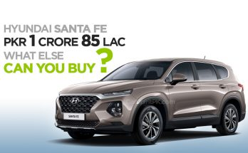 Hyundai Santa Fe for PKR 18.5 Million- What Else Can You Buy? 11