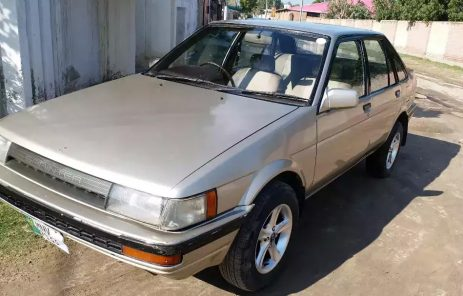 Remembering the Toyota Sprinter 21