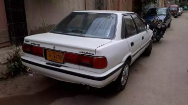 Remembering the Toyota Sprinter 23