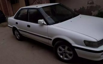 Remembering the Toyota Sprinter 26
