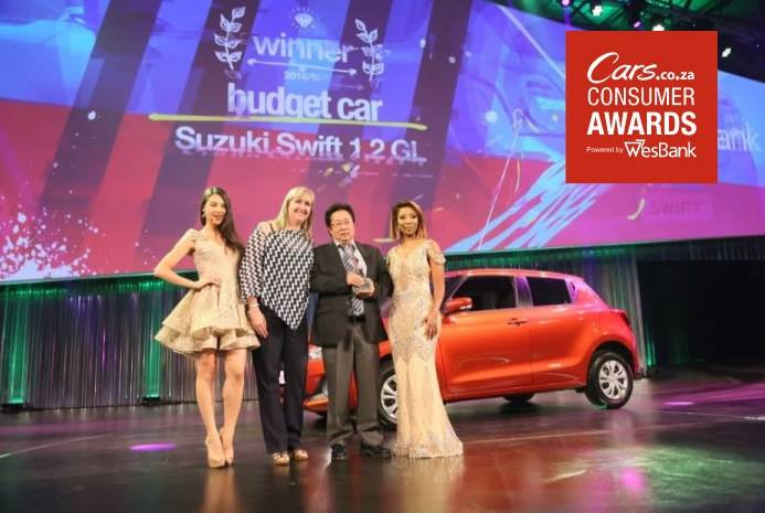 Suzuki Swift Wins Best Budget Car Award in South Africa 8