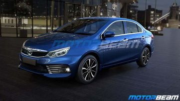 This is how Toyota Ciaz & Ertiga Might Look Like 8
